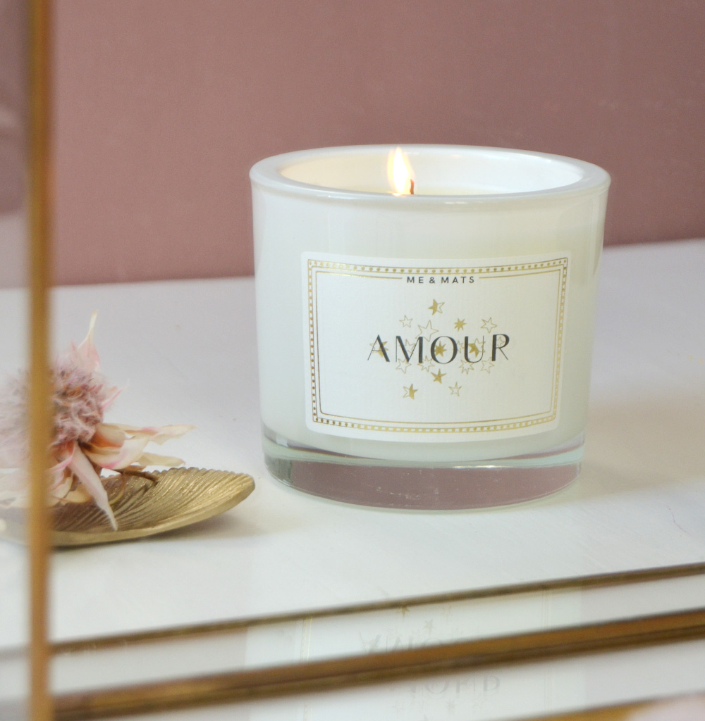 Candle – Look 3 – M&M – Amour