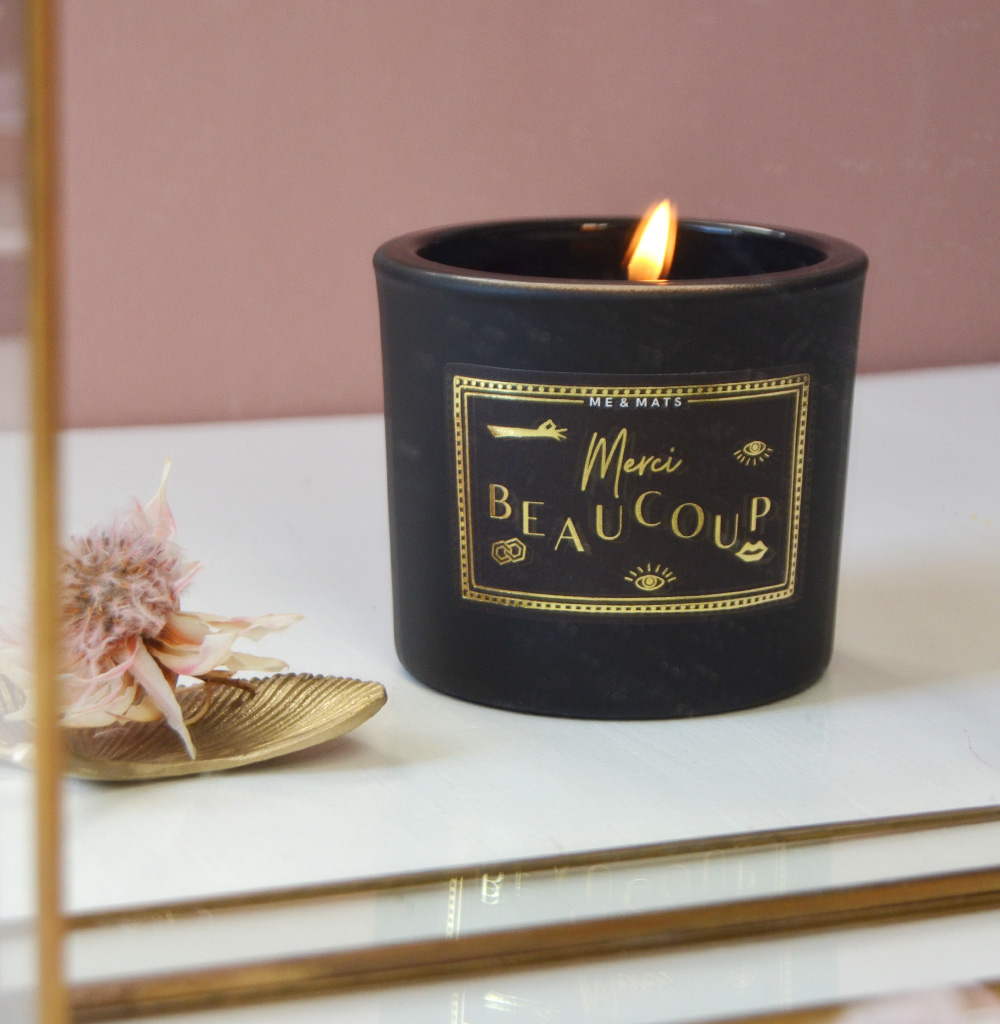 Candle – Look 3 – M&M – Merci Beaucoup