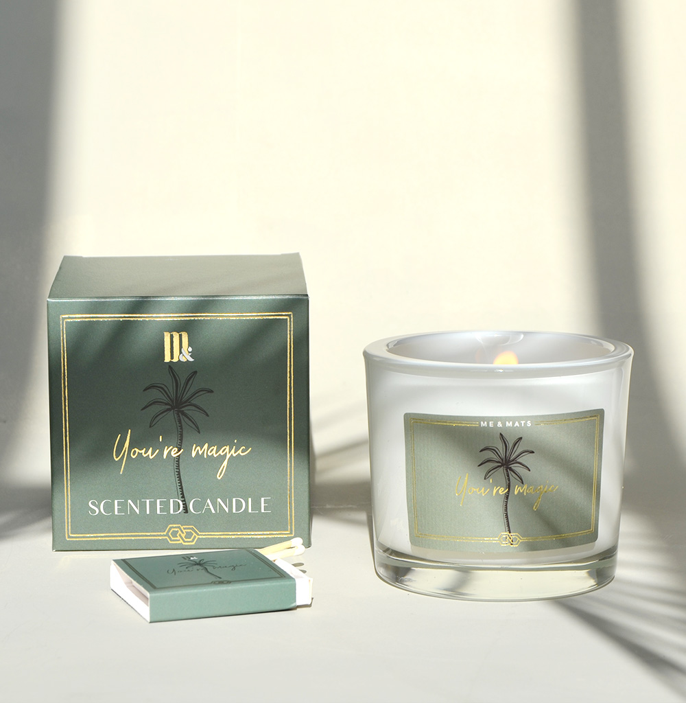 Candle in a box – Look 2 – Snake Jungle – You're Magic