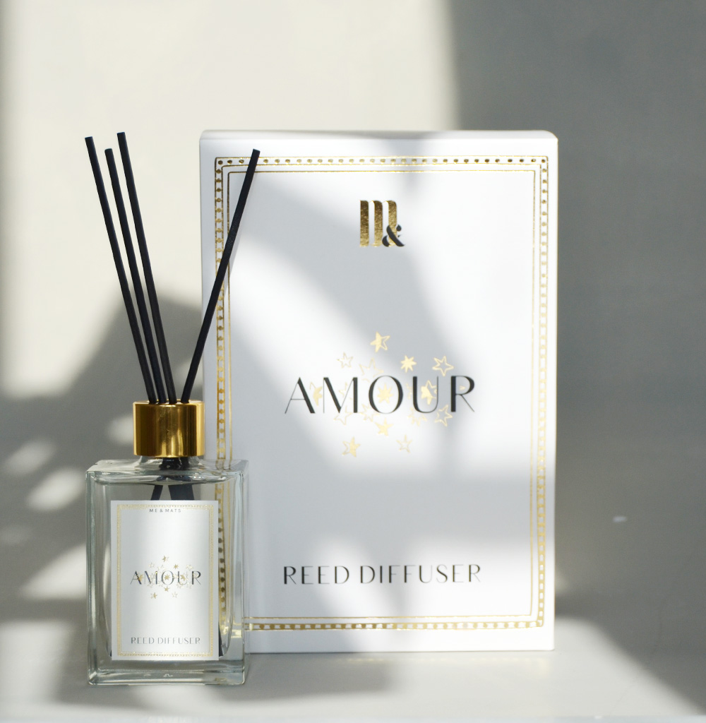 Diffusers – Look 4 – Amour