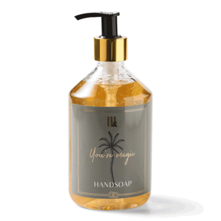 Handsoap You're Magic - ME&MATS - Gift - Luxe - Personal message - Wrapped gift