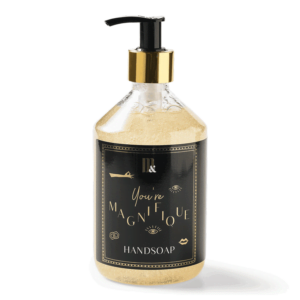 Handsoap You're Magnifique- ME&MATS - Gift - Luxe - Personal message - Wrapped gift