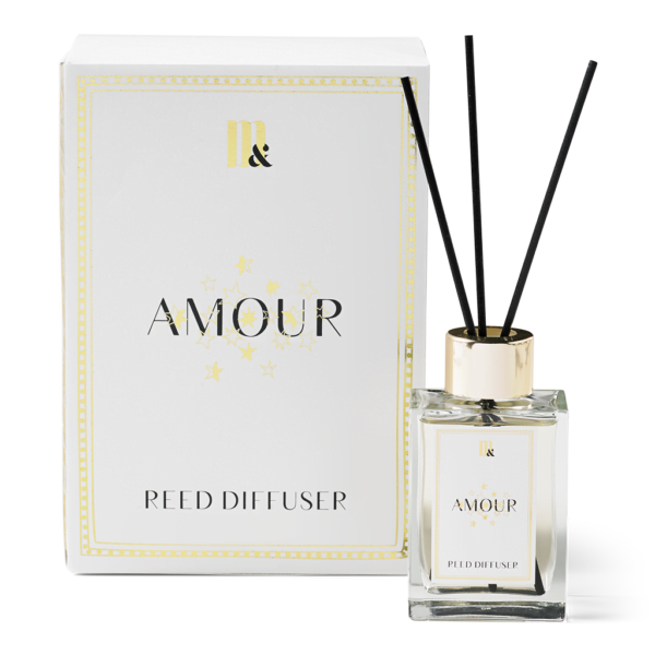 Reed diffuser - Amour ME&MATS