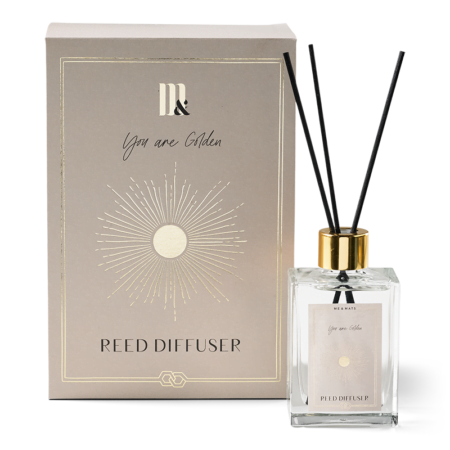 Reed diffuser - You are Golden ME&MATS