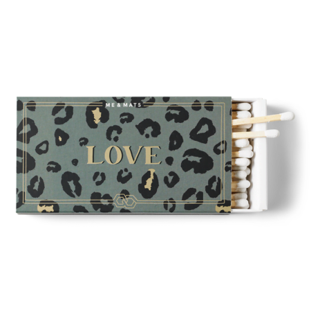 Matches - Crazy Leopard Love ME&MATS