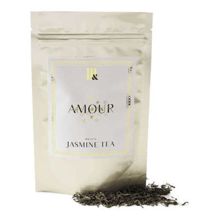 Tea Pouch Amour - ME&MATS - Gift - Luxe - Personal message - Wrapped gift