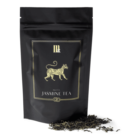 Tea Pouch Gold Tigra ME&MATS - Gift - Luxe - Personal message - Wrapped gift