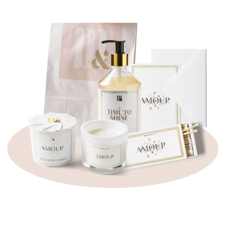Giftset BIG Thinking of You - ME&MATS - Gift - Luxe - Personal message - Wrapped gift