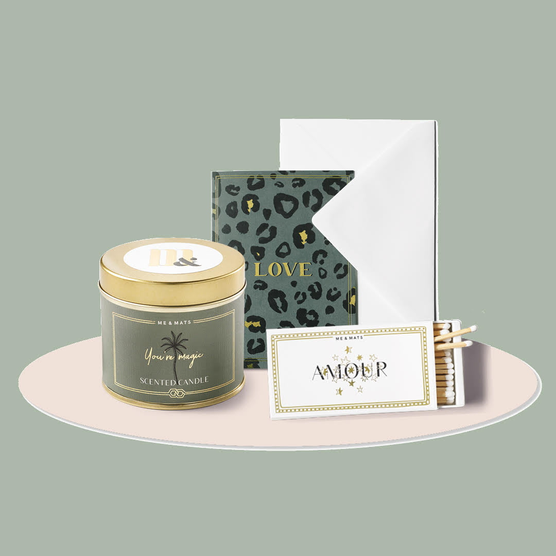 Create your own giftset ME&MATS