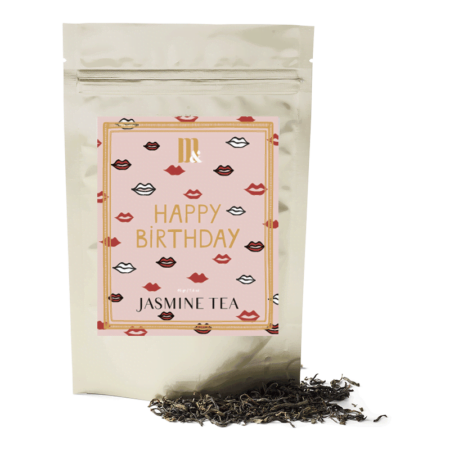 Tea Pouch Happy Birtday - ME&MATS - Gift - Luxe - Personal message - Wrapped gift