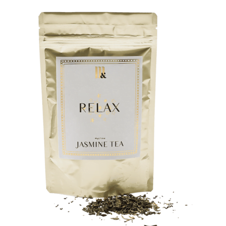 Tea Pouch Relax- ME&MATS - Gift - Luxe - Personal message - Wrapped gift