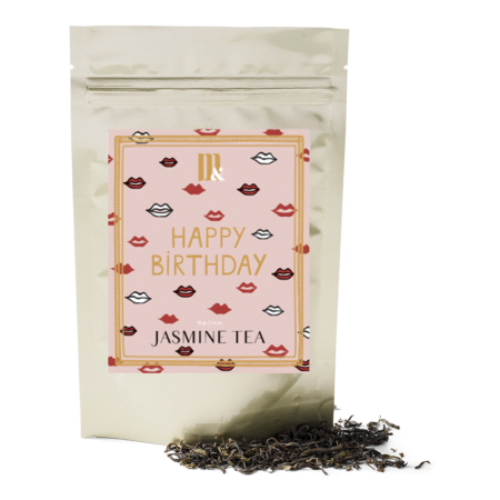 Tea Pouch Happy Birthday