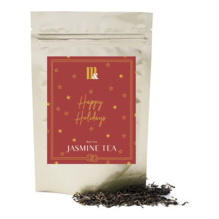 Tea Pouch Happy Holidays